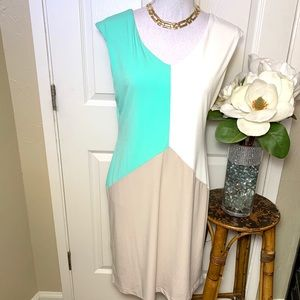 Sandra Darren multicolored Dress